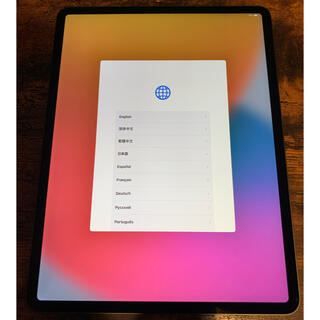 アップル(Apple)のiPad Pro 12.9 第3世代 64GB wifiモデル(タブレット)