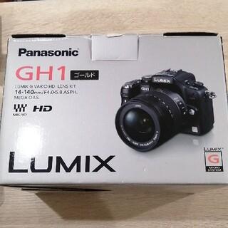 Panasonic - Panasonic DMC−GH1 DMC-GH1K-N