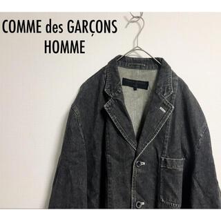 COMME des GARCONS - 古着 COMME des GARÇONS HOMME ビッグデニムジャケット