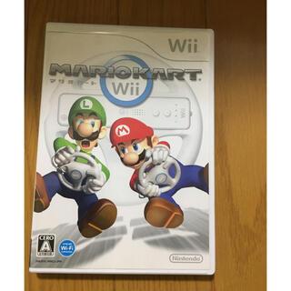 ウィー(Wii)のマリオカートWii ソフト(家庭用ゲームソフト)