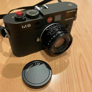 ライカ(LEICA)のLeica M8   七工匠35mm f2(デジタル一眼)
