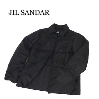 ジルサンダー(Jil Sander)のJIL SANDAR ジルサンダー ブルゾン メンズ ブラック(ブルゾン)