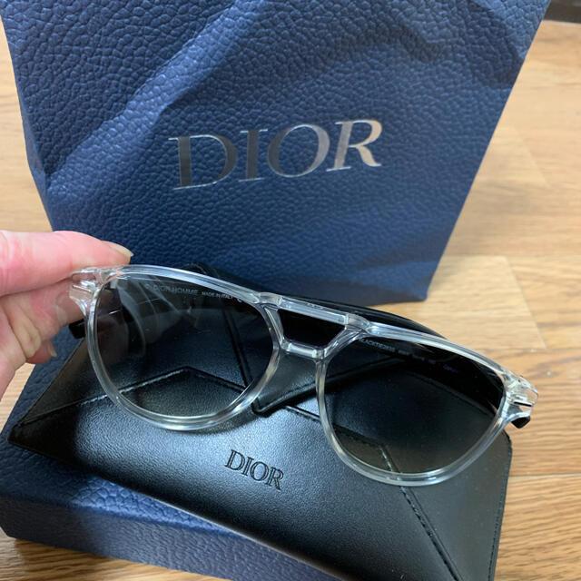 DIOR HOMME(ディオールオム)のDior HOMME サングラス メンズのファッション小物(サングラス/メガネ)の商品写真