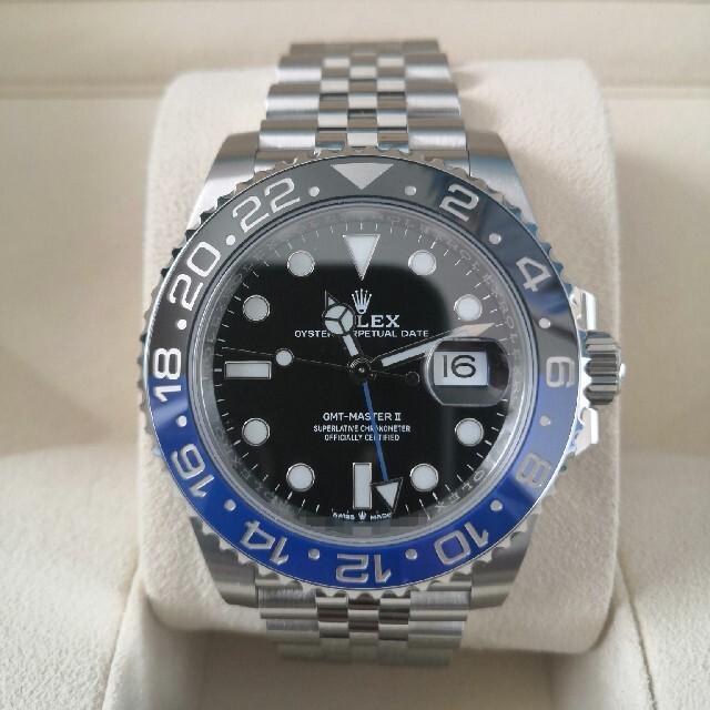 ROLEX(ロレックス)の★ほぼ未使用★ ROLEX ロレックス 126710BLNR 新ギャラ メンズの時計(腕時計(アナログ))の商品写真