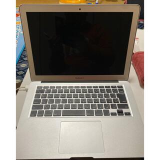 アップル(Apple)のMacBook Air2013(ノートPC)