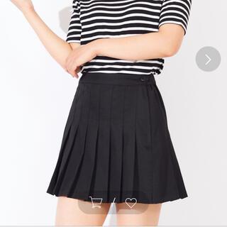 ウィゴー(WEGO)のプリーツスカート 値段交渉可(ミニスカート)