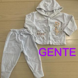 トイザラス(トイザらス)の◆GENTE(ジェント)ベビー服◆上下セット(その他)