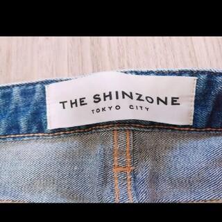 Shinzone - 美品 シンゾーン ジーンズ パンツ デニム