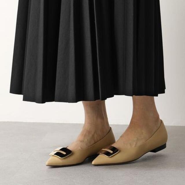 PELLICO(ペリーコ)のPELLICO パンプス 0036 ANIMA 10 ポインテッドトゥ レザー レディースの靴/シューズ(ハイヒール/パンプス)の商品写真