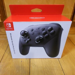 任天堂 - 【任天堂純正品】Nintendo Switch Proコントローラー