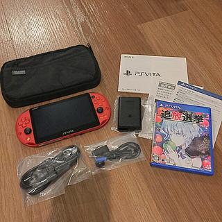 PlayStation Vita - PlayStation Vita 本体 追放選挙 セット