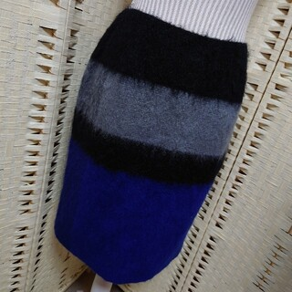 ハナエモリ(HANAE MORI)のプリマティーボ ハナエモリ HANAE MORI  スカート(ひざ丈スカート)