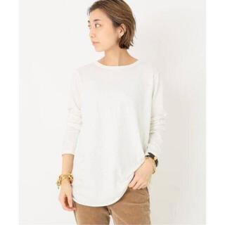 DEUXIEME CLASSE - 【今季物】Layering Tシャツ ホワイト 新品タグ付き 試着無し
