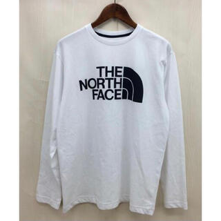 THE NORTH FACE - THE NORTH FACE ロゴ ロンT 長袖 Tシャツ