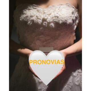 ヴェラウォン(Vera Wang)のプロノビアス ウェディングドレス ハートカット くるみボタン(ウェディングドレス)