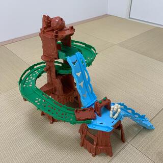 タカラトミー(Takara Tomy)のアニア 変形! ビッグフォールマウンテン(電車のおもちゃ/車)