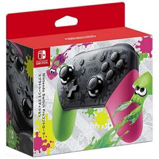 Nintendo Switch - 新品Nintendo Switch Proコン スプラトゥーン2