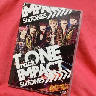 ジャニーズ(Johnny's)のTrackONE -IMPACT- Blu-ray(ミュージック)