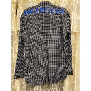 Balenciaga - 美品 バレンシアガ 19SSシャツ