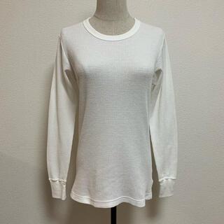 シップス(SHIPS)のワッフルTシャツ(Tシャツ(長袖/七分))