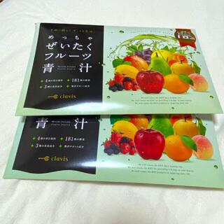 めっちゃ贅沢フルーツ青汁(青汁/ケール加工食品)