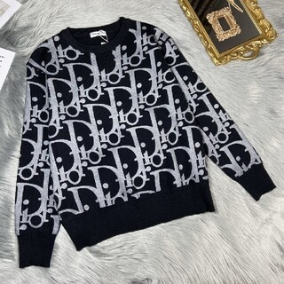 Christian Dior - 大人気❣DIOR セーター ニット 男女兼用