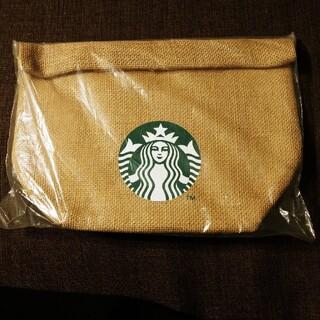 スターバックスコーヒー(Starbucks Coffee)のスターバックス ランチバッグ 新品未使用(エコバッグ)