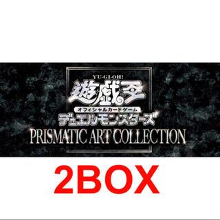遊戯王 - 遊戯王 PRISMATIC ART COLLECTION  2BOX