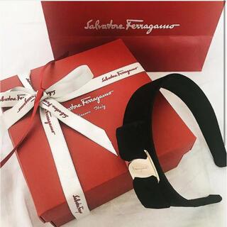 Ferragamo - 新品未使用♥Ferragamoカチューシャ