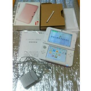 任天堂 - 任天堂3DS LL 本体+ACアダプタ付き