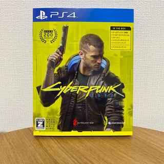 プレイステーション4(PlayStation4)のサイバーパンク2077 PS4(その他)