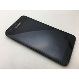 キョウセラ(京セラ)の【美品】ソフトバンク DIGNO U 404KC 4G LTE android(スマートフォン本体)