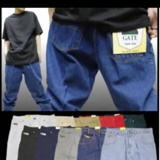 エルエーゲート(LA GATE)のLA GATE  classic jeans  デニム バギーパンツ(デニム/ジーンズ)