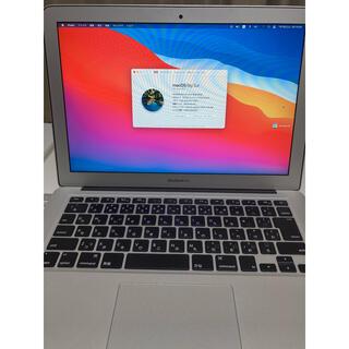 アップル(Apple)のMacBook Air(ノートPC)
