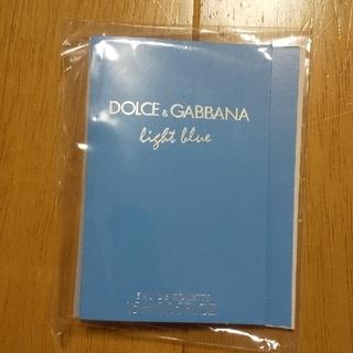 ドルチェアンドガッバーナ(DOLCE&GABBANA)のドルチェ&ガッバーナ ライトブルー オードトワレ(ユニセックス)