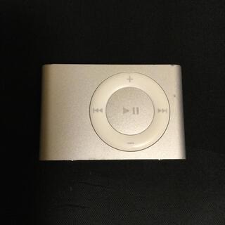 アップル(Apple)のiPod shuffle 1GB 本体のみ(ポータブルプレーヤー)