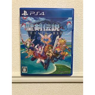 PlayStation4 - 聖剣伝説3 トライアルズ オブ マナ PS4