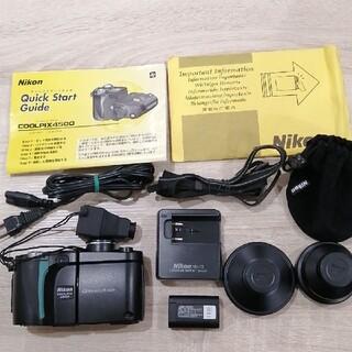 ニコン(Nikon)のNikon COOLPIX4500(コンパクトデジタルカメラ)