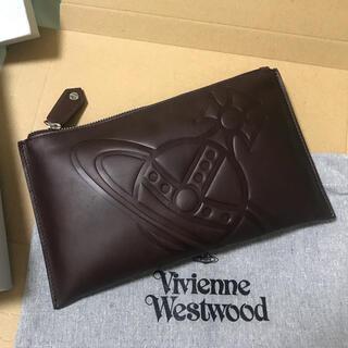Vivienne Westwood - 新品 ヴィヴィアンウエストウッド クラッチバッグ