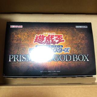 遊戯王 - PRISMATIC GOT BOX 1BOX 束ねられし力 確定