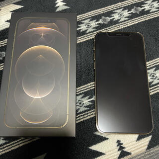 アイフォーン(iPhone)のiphone12pro ゴールド 128GB docomo版 (スマートフォン本体)