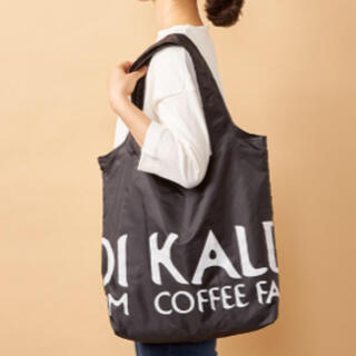 KALDI - カルディ エコバッグ ブラック