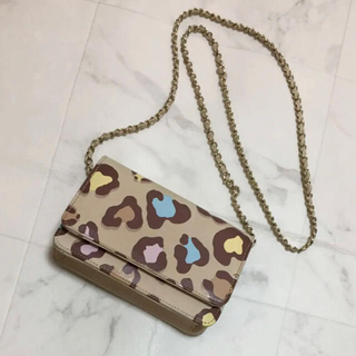 ニーナミュウ(Nina mew)のニーナミュウ ショルダーバッグ 財布 (ショルダーバッグ)