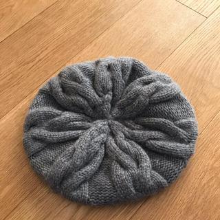 HELEN KAMINSKI - ヘレンカミンスキー ケーブルニットベレー帽