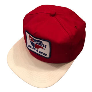 JOURNAL STANDARD - vintage cap CAR QUEST ビンテージキャップ アメリカ製
