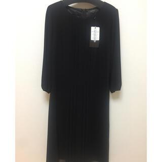 リフレクト(ReFLEcT)のreflect  入学式・卒業式  紺  ワンピース  新品タグ付(スーツ)
