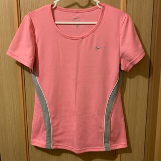NIKE - NIKE ピンク半袖Tシャツ