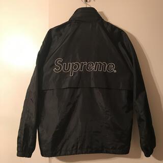 Supreme - Supreme Windbreaker Warm Up Jacket 黒