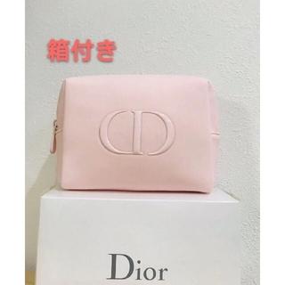 Christian Dior - 【箱付き】Dior ディオール ポーチ ノベルティ コスメポーチ