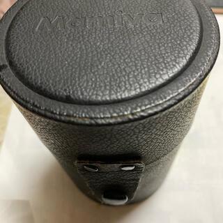 マミヤ(USTMamiya)の4-25 マミヤ レンズケース(フィルムカメラ)